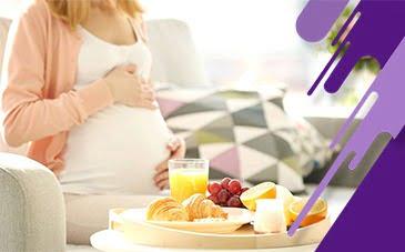 مواد غذایی مفید در بارداری